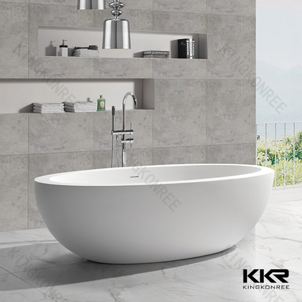 Stone Bathtub Egg Shaped Bath Modern Bath Tub Price Buy