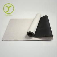 eco wear-resisting natural oem durable Environmental Protection hemp bulk yoga mat roll