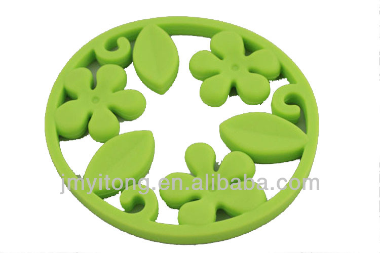 new arrival square shaped anti slip silicon baking mat