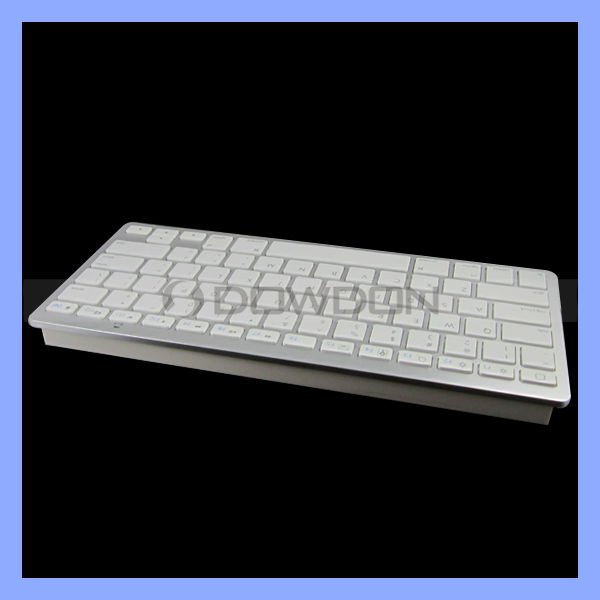 Wholesale Mini Bluetooth Wireless Keyboard for iPad 2 3 iPhone 4G 4S Mac Tablet PC