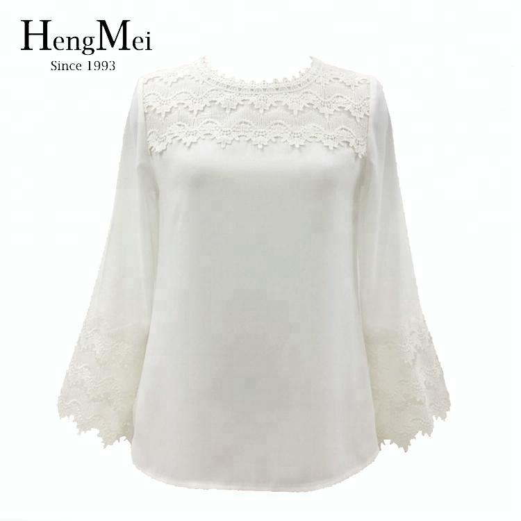 590642cd5 مصادر شركات تصنيع بلوزات قماش الدانتيل الأبيض وبلوزات قماش الدانتيل الأبيض  في Alibaba.com