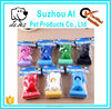 Dog Pet Waste Dog Poop Bags, Bulk roll,Clean up refills and Bone Dispenser