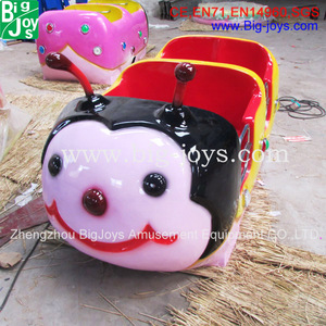 Family rides lady bug rides new kiddy rides for sale