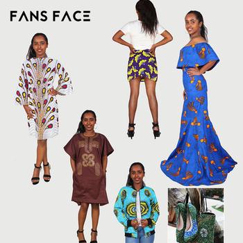 African Clothes Design   New Design African Ankara Dresses And Shoe Bag African Dress
