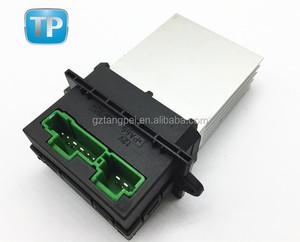 Blower Motor Heater Fan Resistor For Ni-ssan Tiida Peugeot Renault OEM  27150-ED70A 27150ED70A