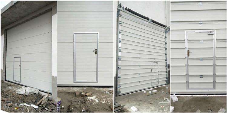 Industrial PPGI Warehouse roll door  Automatic lifting Door