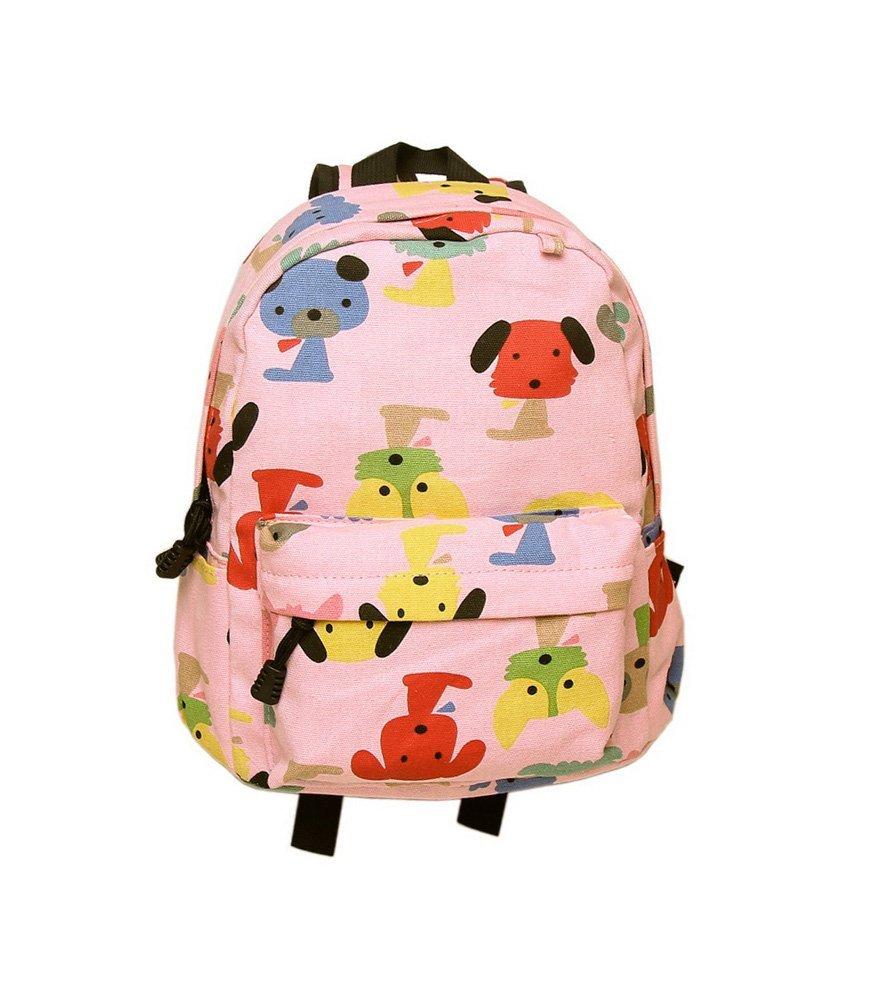 7582e3ff9f1 Pink Canvas Backpack Purse- Fenix Toulouse Handball