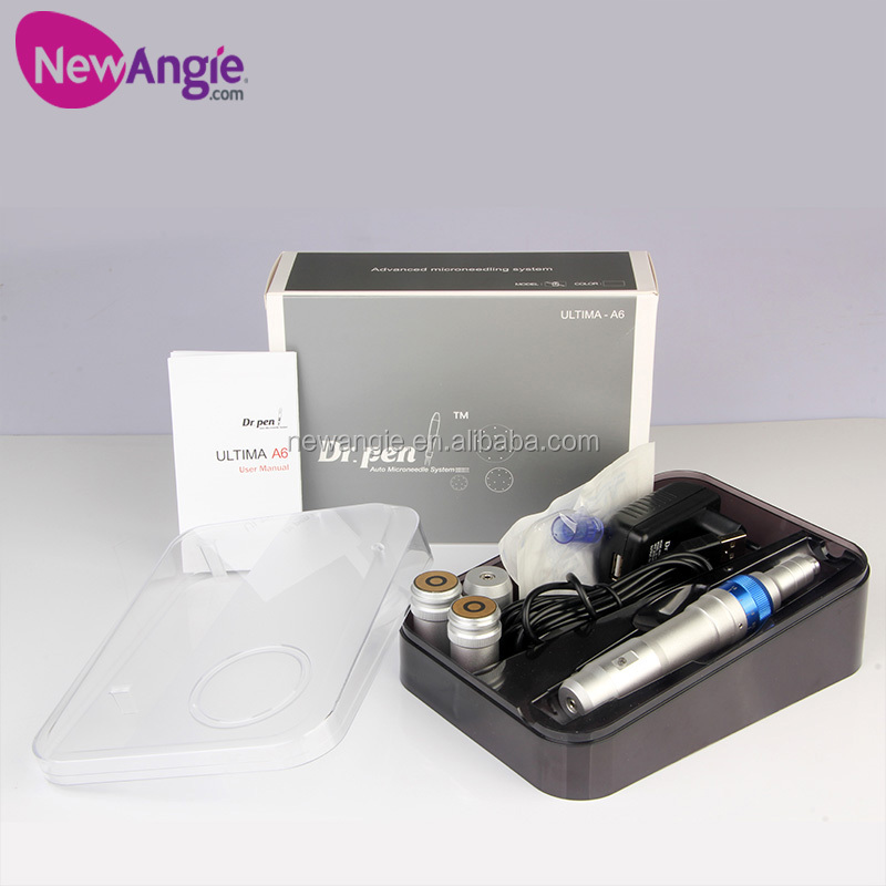 High - energy skin rejuvenation germany motor micro needling pen