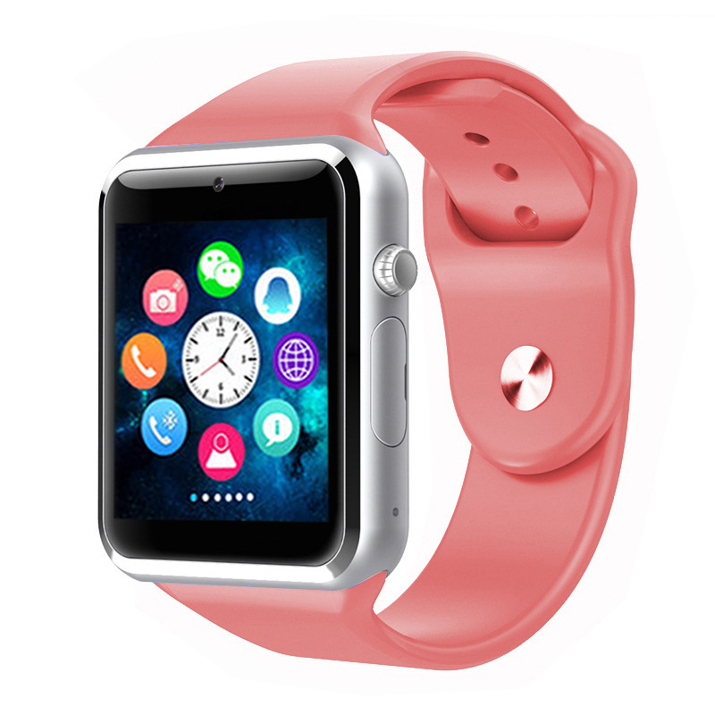 A1 Smart Watch Bluetooth With SIM Card Camera Dial Call Sleep Monitoring PK DZ09 smartwatch u8