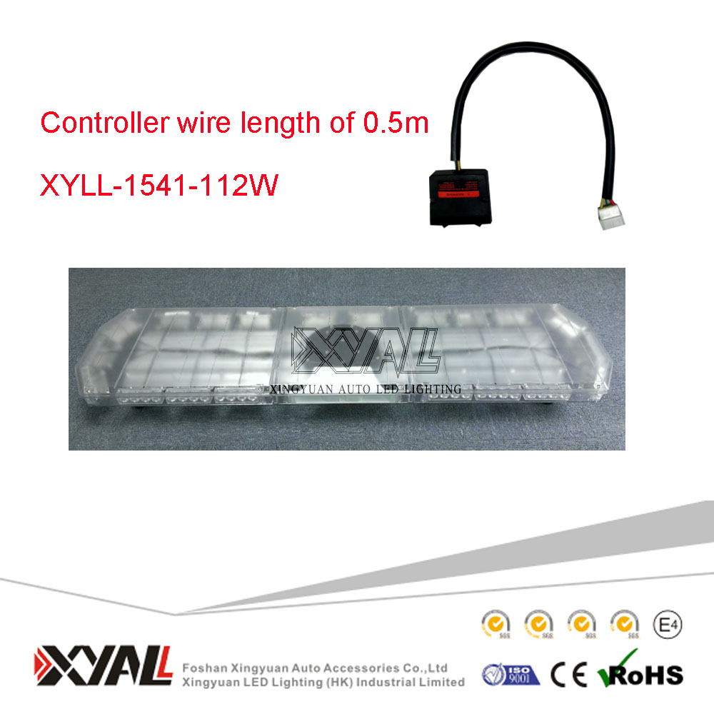 Warning Firefly Led Light Bar Wiring Diagram Library Wire 12 24v 112w 72 1w High Power Flashing Super Bright Pc Lens