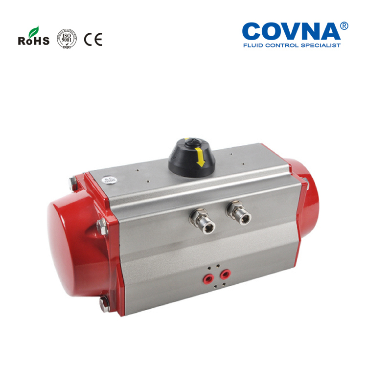 High Performance Single Acting Pneumatic Actuator