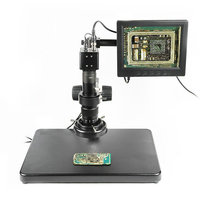 Available CCD Electric Digital Monocular Microscope for soldering electronics repair