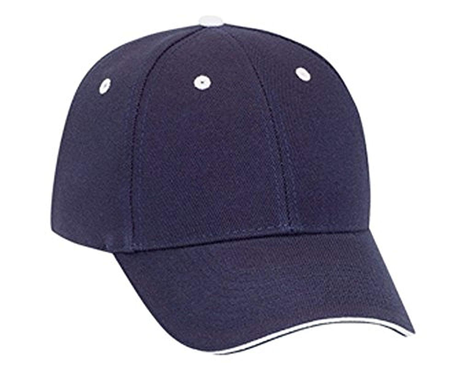 Hats & Caps Shop Wool Blend Sandwich Visor Low Profile Pro Style Caps - By TheTargetBuys