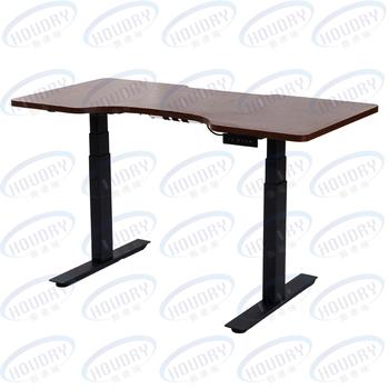 Modern Furniture Sit To Stand Desk,Height Adjustable Standing Desk