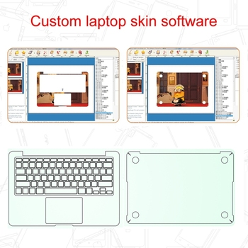 2015 The Best Popular 3d Laptop Decal Sticker With Professional Cutting  Software - Buy Laptop Decal Skin,Laptop Decal Sticker,3d Laptop Skins  Product