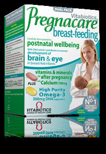 vitabiotics pregnacare max 84 tablets/capsules - pack of 1