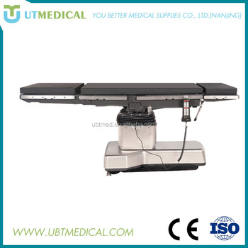 Hospital Equipment Antique Medical Examination Table