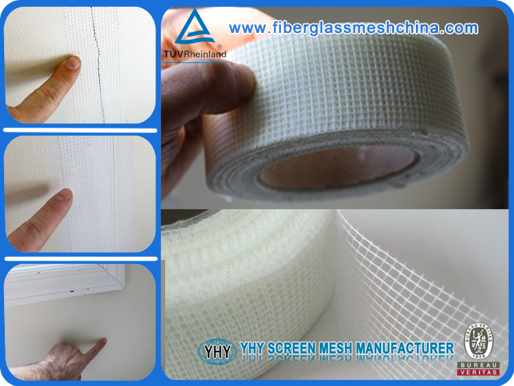 Fiberglass Mesh Cement Boards Joint Tape