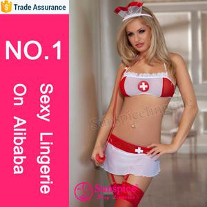 51dc646f0a5 China Sexy Nurse Dress Up Costume