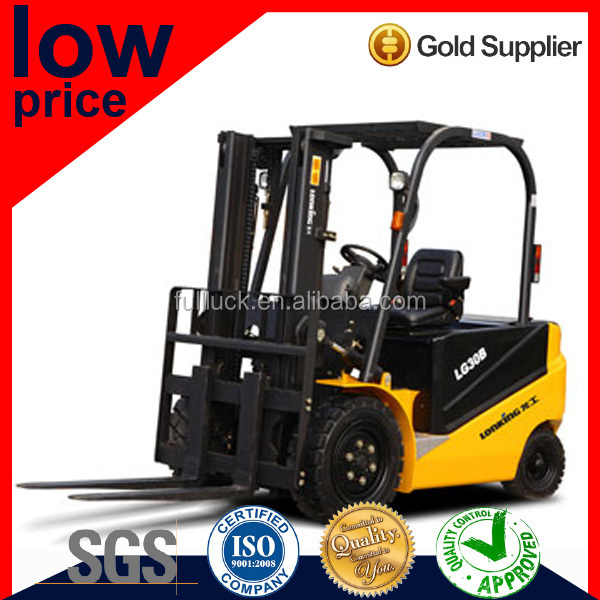 LONKING 4.9 TON New electric forklift