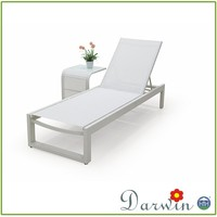 used patio furniture white plastic pool lounge chairs