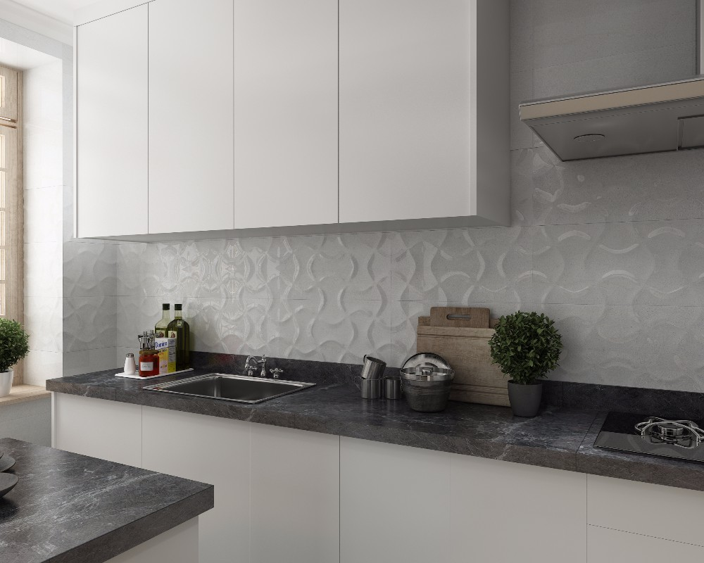 3d Printing Ceramic Tile Wall Interior Design Building Materials In China