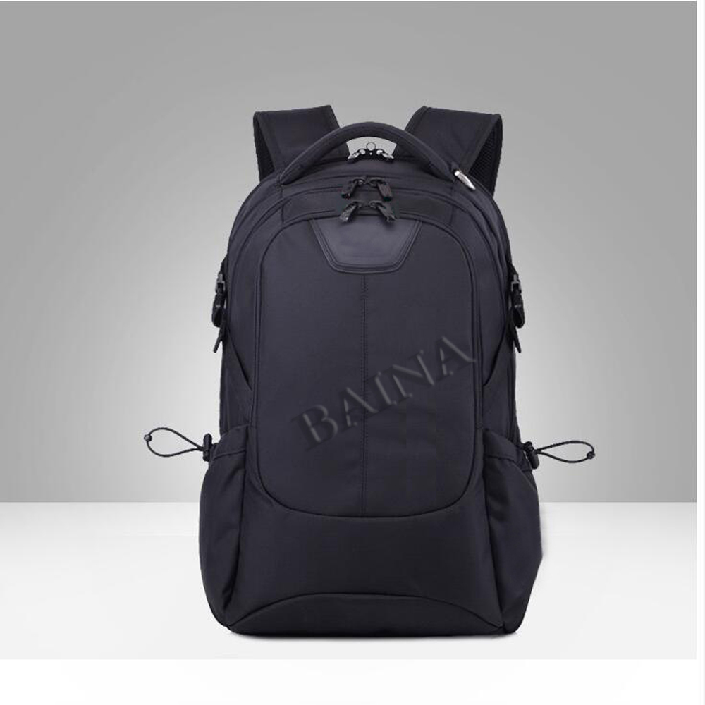 2017 New design Man wire mesh Anti-theft Backpack