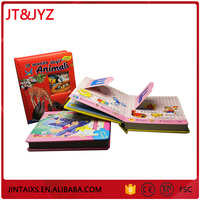 High quality pop up books for kids, child, children music book