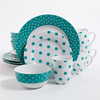 italian ceramic tableware/inexpensive dinnerware/luxury porcelain tableware