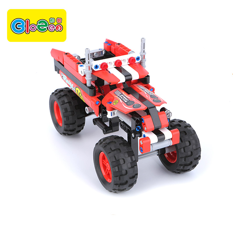 Crazy Truck BIOZEA Made Of Eco-Friendly Material Personality Puzzle Toy