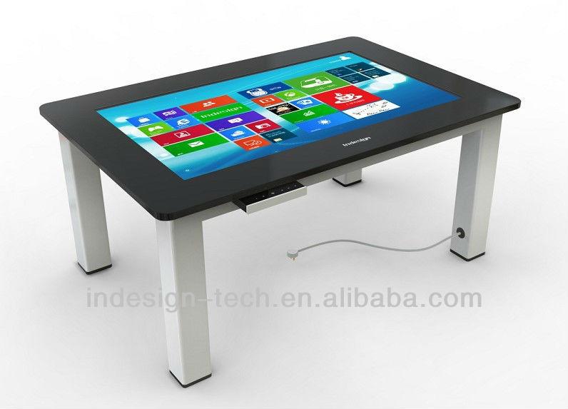 Interattivo touch screen tavolo monitor touch screen id prodotto 741354401 - Tavolo touch screen ...
