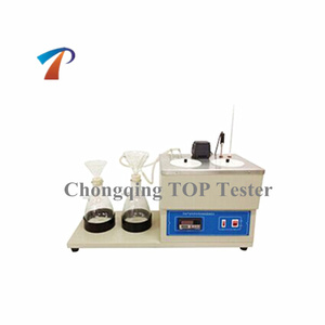 Light Fuel Oil Mechanical Impurities Detection Instrument/Lubricant Oil Scrap Iron Tester