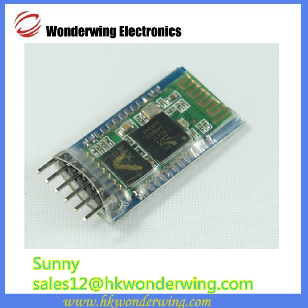 Bluetooth Module HC-05 RF wireless bluetoothTransceiver Slave module RS232 / TTL to UART converter and adapter
