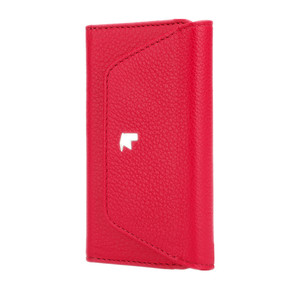 A Genuine Leather Wallet Phone Case Supplier in China for iPhone 5S
