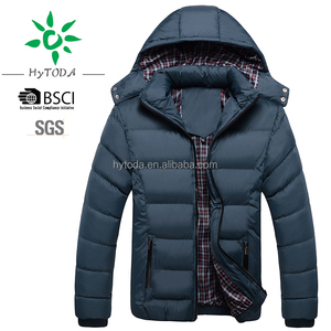 Winter Men padding parka