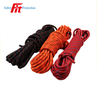 10 mm double stand nylon climbing rope