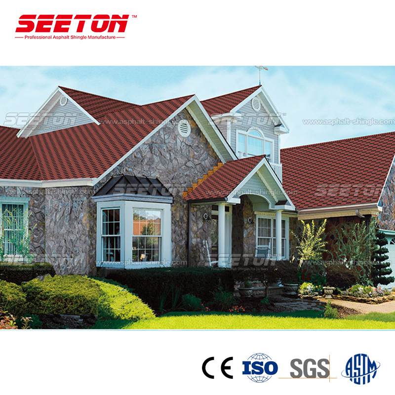 Spanish Red Roofing Shingles Supplieranufacturers At Alibaba