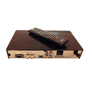 Satellite Receiver Supporting Telecast CAS