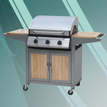 Stainless Steel Outdoor Barbecue Grill Tables Brazilian Table Product On Alibaba