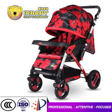 Hot selling home product/High landscape stroller /mother baby stroller bike