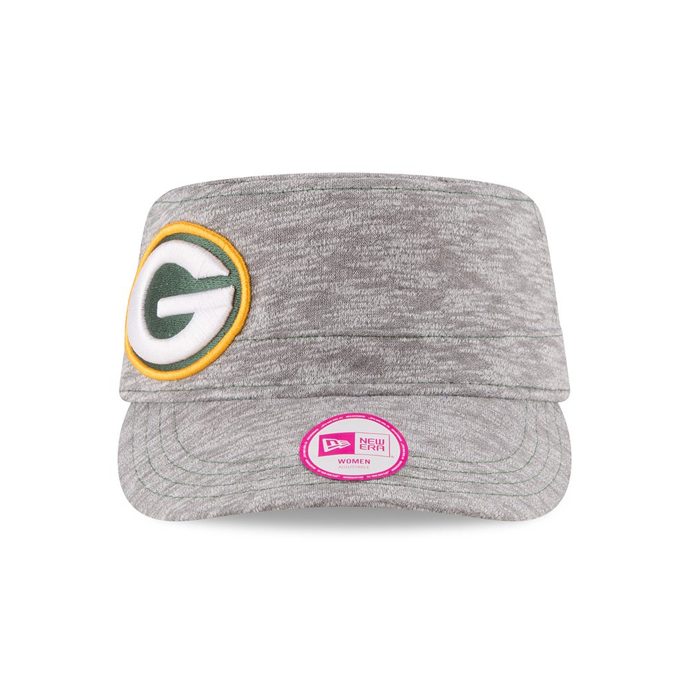 Buy New Era Green Bay Packers Team Mist Womens Military Cap in Cheap ... 086649a66