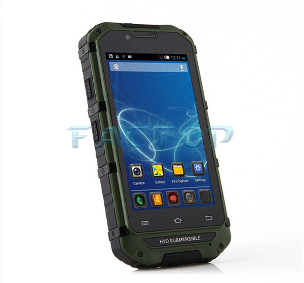 Best Rugged Mobile Phone India A9 4 3inch Ip67 Waterproof