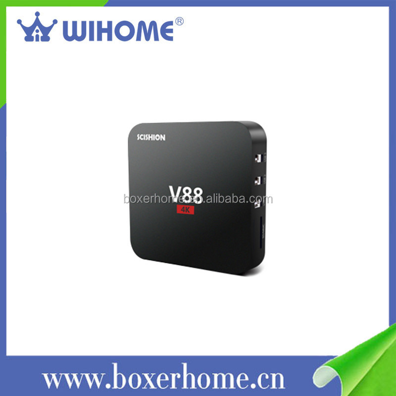 Wholesale kodi 16.0 smart tuner rk3229 mxr firmware android tv box