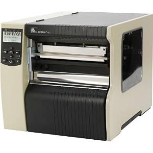 "Zebra 220Xi4 Direct Thermal/Thermal Transfer Printer - Monochrome - Desktop - Label Print - 8.50"" Print Width - 10 in/s Mono - 203 dpi - 16 MB - Wireless LAN - USB - Serial - Parallel - Ethernet - LCD - 8.80"" - 12.50 ft - 220-8K1-00000"