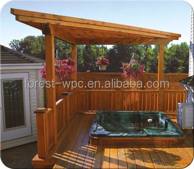 Venta al por mayor kiosco para jardin compre online los for Kiosco bar madera