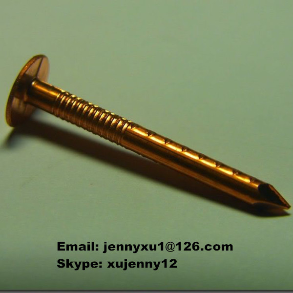 Copper Roofing Nails   Buy China Roofing Nails,Copper Nails For Sale  Product On Alibaba.com