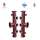 API mud pump parts suction manifold and discharge manifold made in China