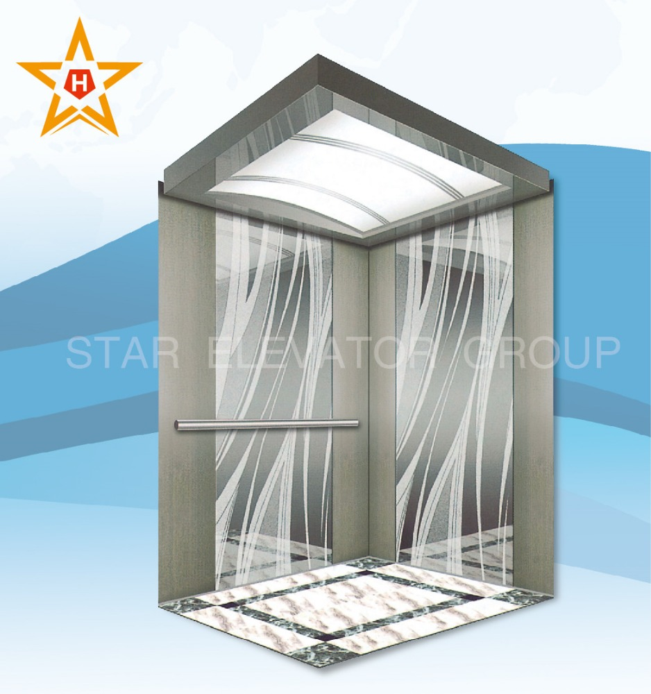 Solid & Cheap China passenger lift elevator price