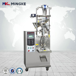 Full automatic herbal molasses tobacco pouch packing machine