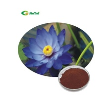 Blauwe Lotus Poeder/<span class=keywords><strong>nymphaea</strong></span> Caerulea Extract 100:1 200:1 Blue Lotus Extract